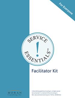 Service Essentials™ Trainer's Kit