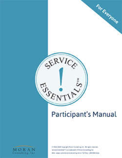 Service Essentials™ for Everyone Participant Manual