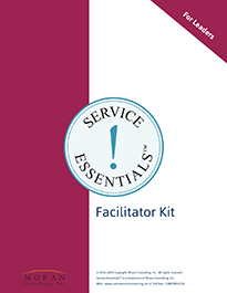 Service Essentials™ For Leaders Trainer's Kit