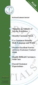 Service Essentials™ Plus Practice Card