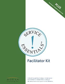 Service Essentials™ Plus Trainer's Kit