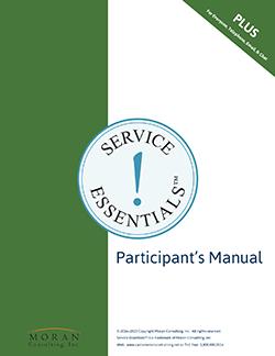Service Essentials™ Plus Participant Manual