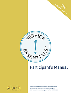 Service Essentials™ for TEC Participant Manual
